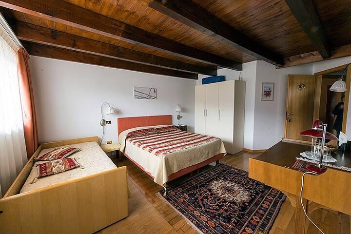 Room Acero, B&B La Betulla