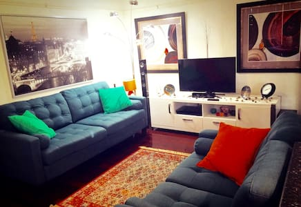 It is very convenience to get to the city - Malvern - Apartment