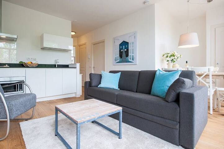 Magnificent apartment near city center - Den Haag - Apartment