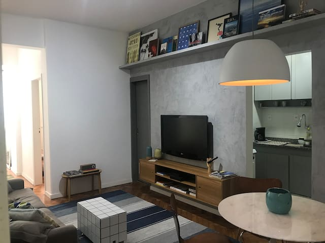 Copacabana beach design apartment