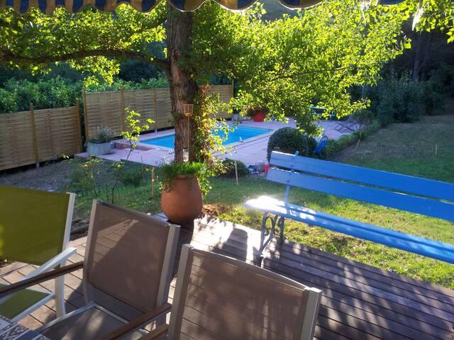 Maison Familiale - La maison de l'Aude