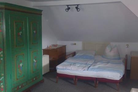 Dachwohnung Zimmer 3 - Rudolstadt