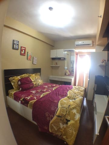 Cozy Apartment in Depok City - Depok - Huoneisto