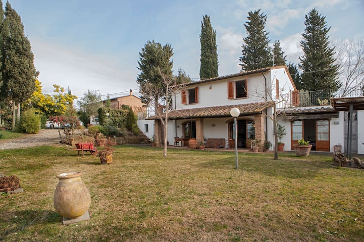 Villa Sole - San Miniato - 獨棟