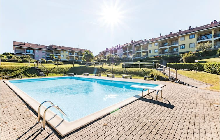 Holiday apartment with 1 room on 40m² in Germignaga (VA)