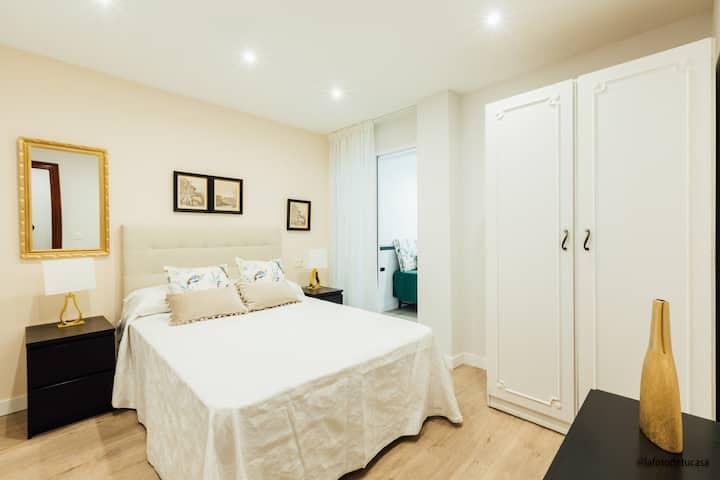 Nuevo y reformado apartamento ideal para familias