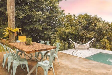 Jenis Villa - Botanical Jungle View