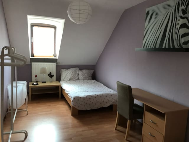 Nice Room by Koblenz Mainstation