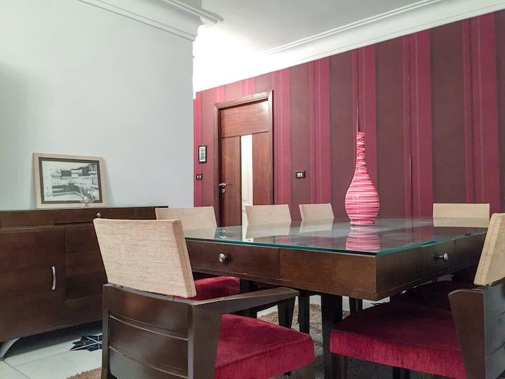 Comfy apartment in Sidi Beshr, Alexandria