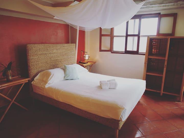 Casa Marimba B&B - Tilcara Queen-size Bedroom.