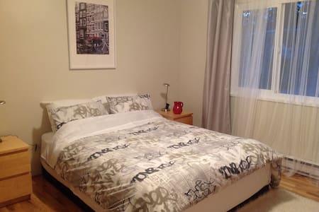 Cozy suite in Convenient Location