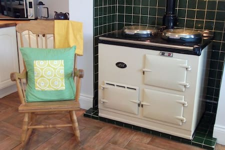 Quilters Cottage Northumberland - Amble - 独立屋