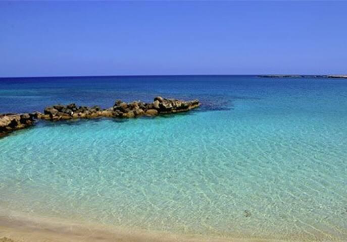 Villa Mare @ Protaras, sea view 150m from beach