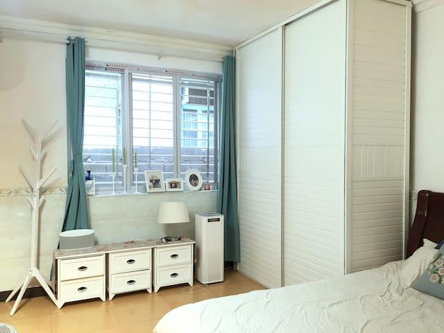 西街漓江旁自带独立小院一室一厅精装大床房民宿 - Guilin - Rumah