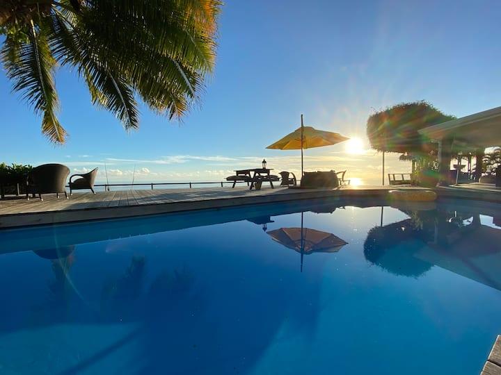 Tahiti paradise home
