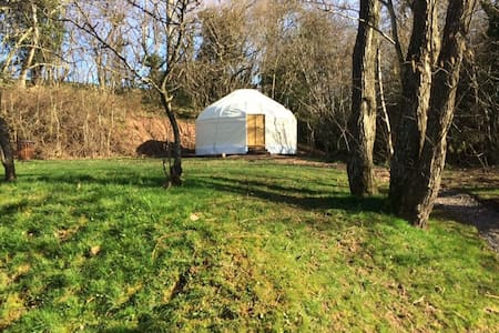 Upper Brook Romantic Yurt for 2 - Michaelchurch Escley - Iurta