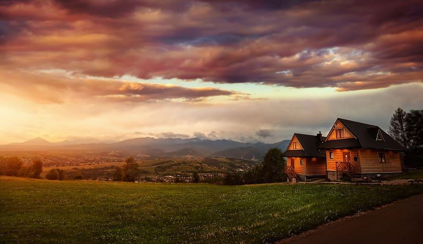 Domki Widokowe Sielski Domek