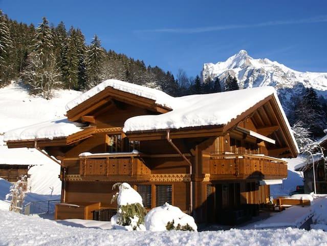 Luxus Chalet Princess - Grindelwald - Hus