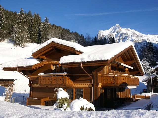 Luxus Chalet Princess - Grindelwald - Haus