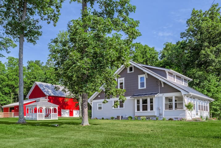 Extensively Renovated Farmhouse