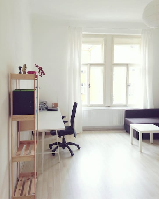 Workspace you can use too