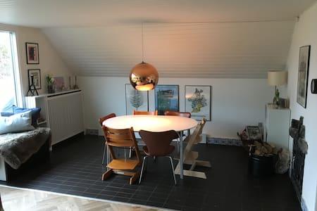 Cozy family house close to Copenhagen - Farum