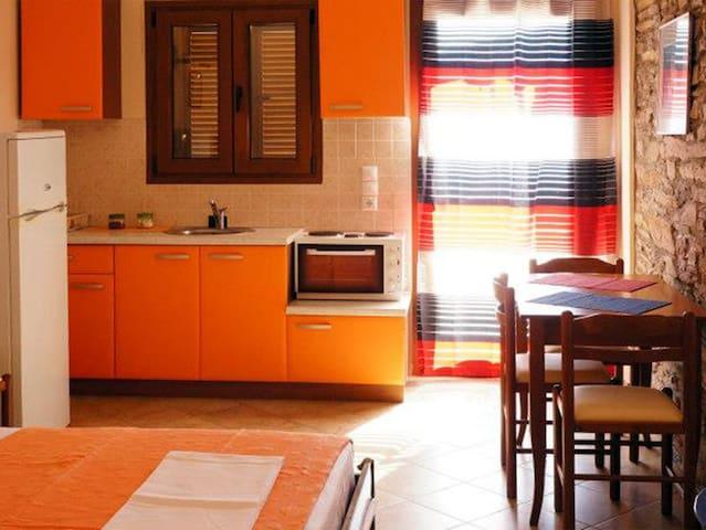 Spertos Apartments - Ormos Korthiou - Condominium