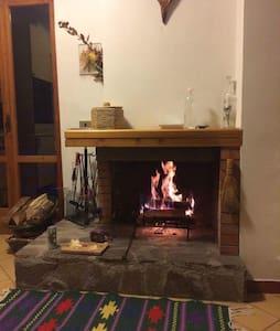 Casetta di montagna a 2 piani nel cuore di Pesco