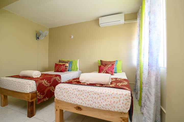 Smaller Bedroom Rendezvous