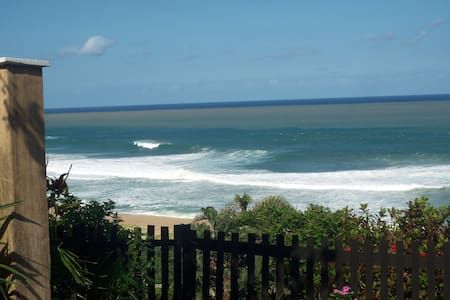 Incredible sea view and warm, friendly hospitality - Port Shepstone - Rumah