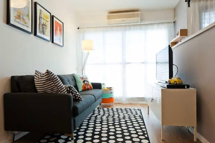 Ofer and nadin coddling studio apartment