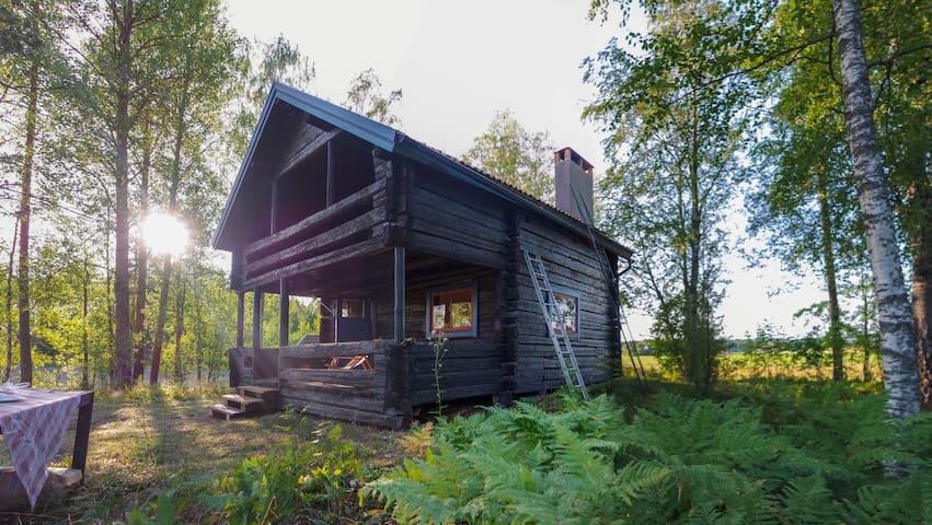 Hällbacken - Cosy cabin in Dalarna