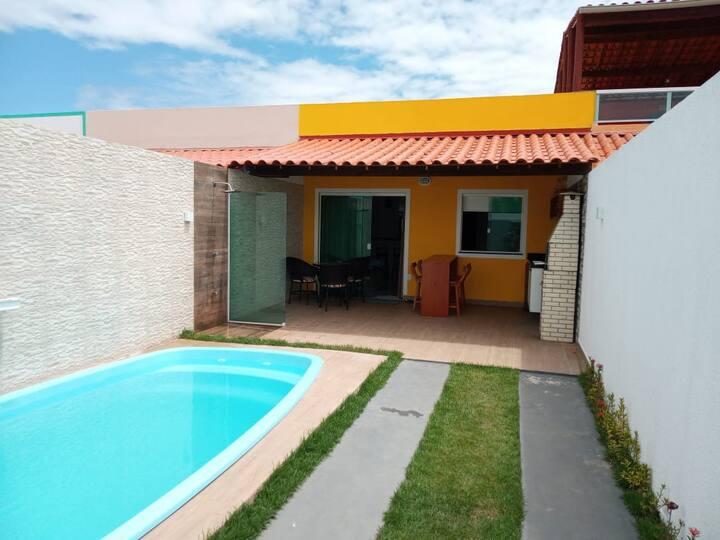 Casa Nova em Arembepe (Entrada do Emissário)