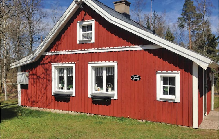 Holiday cottage with 1 bedroom on 75m² in Ryssby