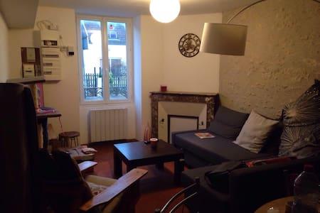 Maison avec petit jardin - Saint-Laurent-des-Bois - Hus
