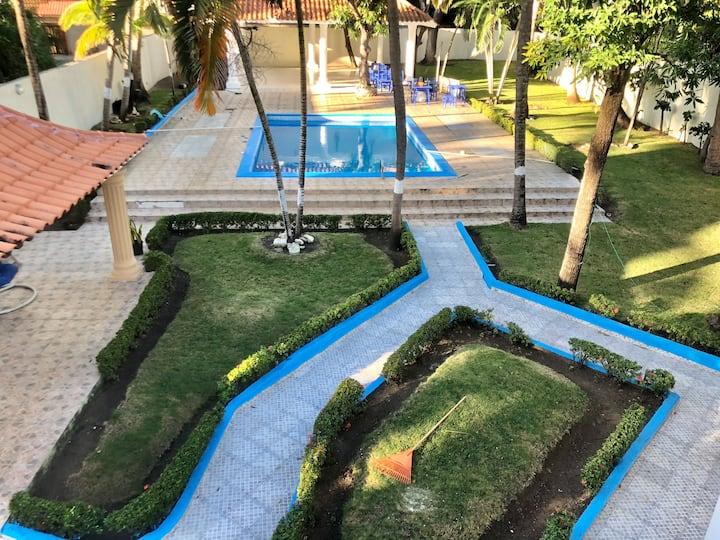 Villa En Playa Linda NIZAO