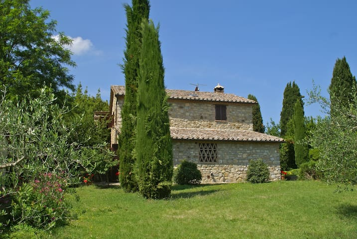 Villa Casina in Tuscany