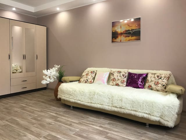 Апартаменты, Irkutsk Travel House 6 - Sovetskaya