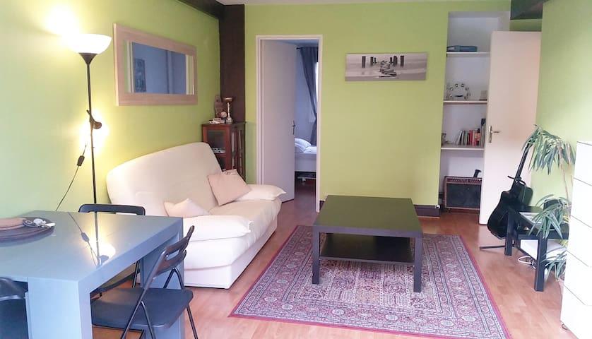 Bright 45 m² - 2 rooms - Malakoff - Byt