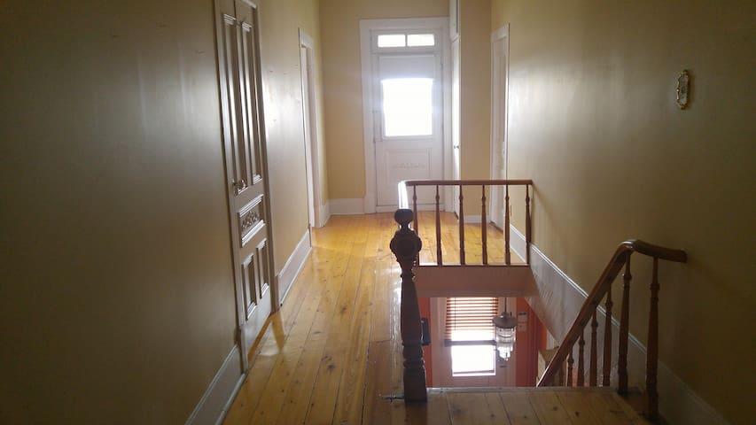 Couloir du veuxième étage