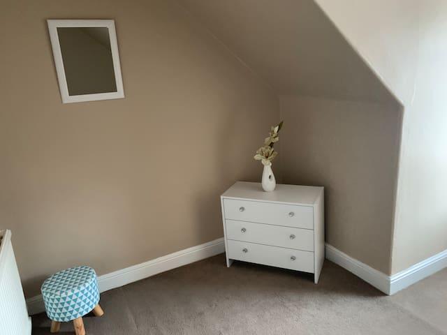 Single Bedroom upper floor