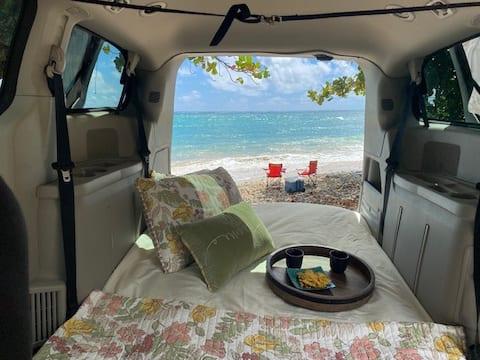 Explore, Surf and Sleep