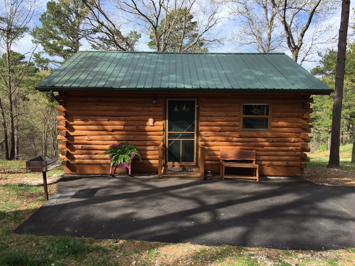 Cabin #1, Sleeps Up To 4 Guests.