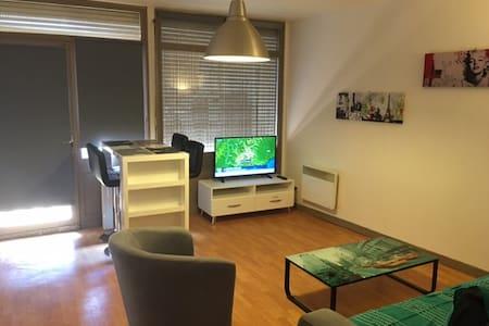 Appartement au calme centre ville avec 2 chambres - Montauban