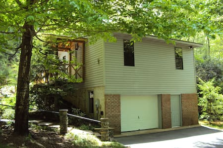 Bobcat Falls Cottage - Pisgah Forest - Stuga