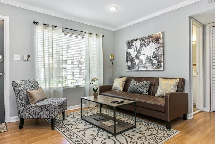 Outstanding Midtown Location by Piedmont Park
