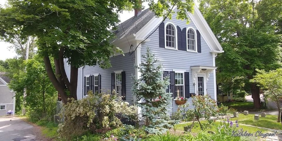 Mill Brook Cottage