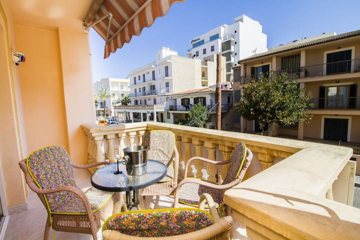 Arenal -Nice and centric apartment in Can Picafort - Can Picafort - Appartement