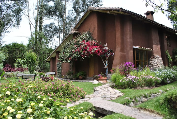 andean luxury and charming house