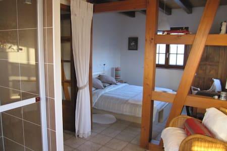 chambre+sdb privée+PD  au calme - Betschdorf - Casa